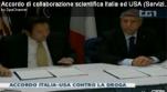 Servizio Tg1 - Accordo Italia - Stati Uniti