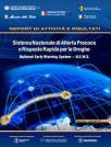 Report di attività 2012 Sistema Nazionale di Allerta Precoce