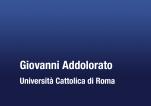 Addolorato G. - Presentazione Congresso Neuroscienze 2012