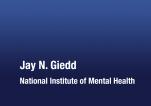 Giedd J.N. - Presentazione Congresso Neuroscienze 2012