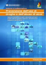 Prevenzione dell'uso di droghe e dell'abuso di alcol - Accordo di collaborazione DPA-ANCI